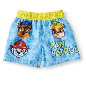 Paw Patrol swimsuit ($5 with bundle) 24 months